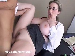 My First Sex Teacher - Mrs Kitty Lee