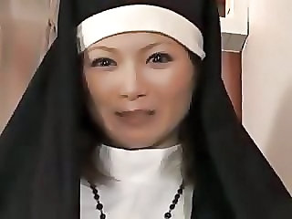 Hairy Japanese Nuns Get Banged