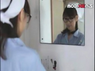 Glasses Asian Nurse Asian Teen Glasses Teen Nurse Asian
