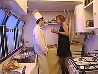Italian European Kitchen Italian Milf