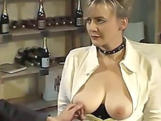 German European MILF German Milf Tits Nipple
