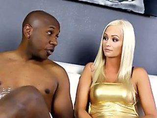 Amazing Interracial MILF Pornstar Mandingo Mom Daughter