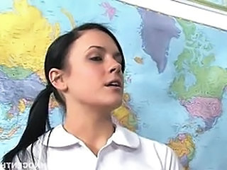 School Babe Blowjob Blowjob Babe School Teacher