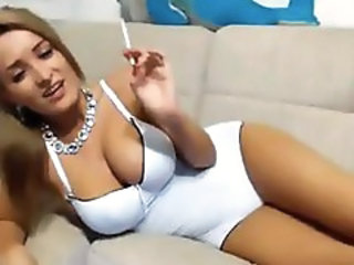 Smoking Big Tits European Babe Big Tits Big Tits Babe Big Tits Webcam