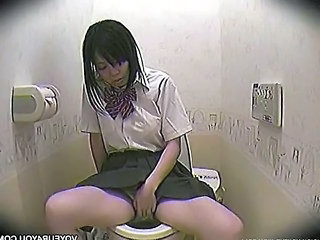Toilet Asian HiddenCam Bathroom Bathroom Masturb Hidden Toilet