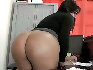 Ass Secretary Amazing Milf Ass Milf Office Office Milf