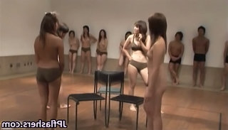 Party Japanese Public Flashing Public Public Asian