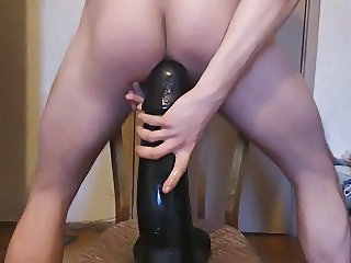 Ridig SHOCK Monster Dildo 9cm!