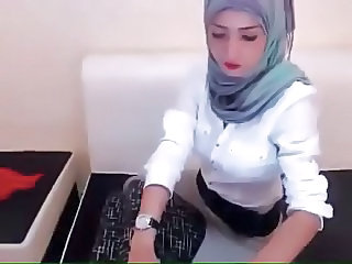 Sexy Girl Hijab Webcam