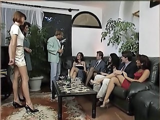 Groupsex Orgy Vintage Orgy