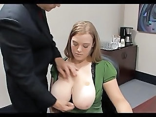 Boss & Busty secretary