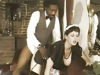 Maid Interracial Vintage