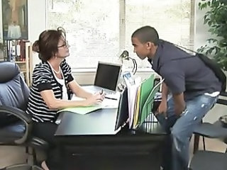 Mom Secretary Glasses Milf Ass Milf Office Office Milf