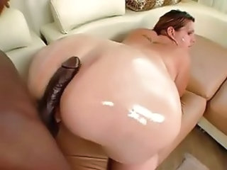 Interracial  Oiled Ass Big Cock Bbw Big Cock Bbw Milf