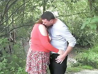 BBW Outdoor Wife Bbw Wife Outdoor