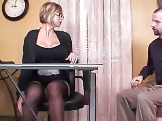 Secretary Glasses Silicone Tits Ass Big Tits Big Tits Ass Big Tits Milf