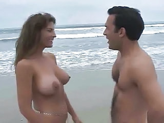 Beach Outdoor Big Tits Big Tits Milf Huge Huge Tits
