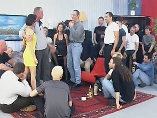German Mature Gangbang By Fdcrn....
