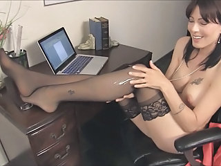 Legs Feet Fetish Stockings Stockings