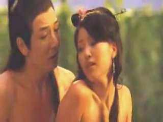 Vintage Erotic Chinese Asian Babe Chinese