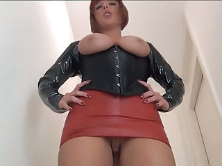 Corset Femdom Latex MILF Corset German Milf German Cute Anal Fisting Anal Abuse
