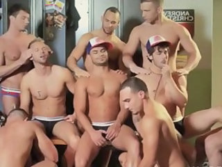 Groupsex Muscled