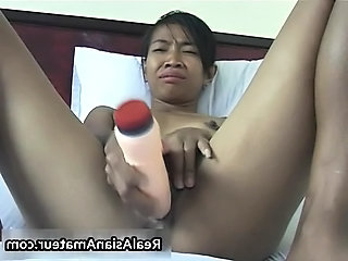 Dildo Toy Masturbating Amateur Amateur Asian Amateur Teen