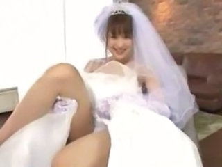 Bride Getting Her Tits Rubbed Pussy Fingered In The Room
