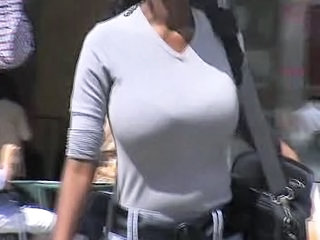 BEST OF BREAST - Busty Candid...