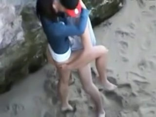 Beach Girlfriend Outdoor Beach Voyeur Outdoor