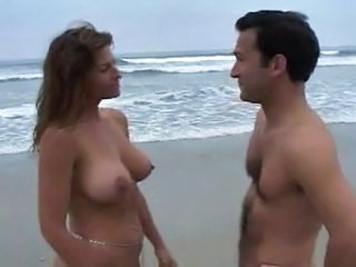Beach Outdoor MILF Big Tits Milf Milf Big Tits Outdoor