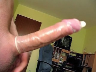 WTF Cum in Condom! -From Boy1...