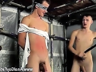 Twinks XXX New Boy Brodie Wanked And