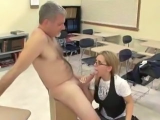 Daddy School Teacher Blowjob Teen Dad Teen Daddy