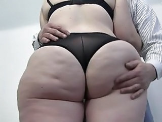 Panty Lingerie Ass Bbw Milf Fat Ass Lingerie