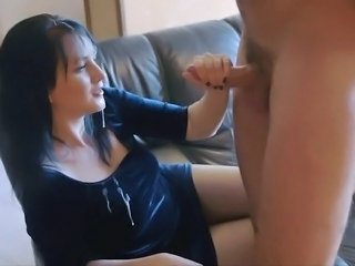 Facial Handjob  Cfnm Handjob Dress Handjob Cumshot