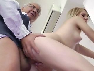 Daddy Doggystyle Old And Young Dad Teen Daddy Doggy Teen