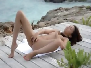 Masturbating Skinny Teen Asian Teen Korean Teen Masturbating Outdoor