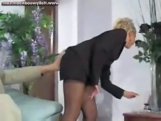 office anal blonde anal sex