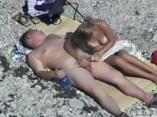 Nudist Beach Handjob Nudist Beach Outdoor