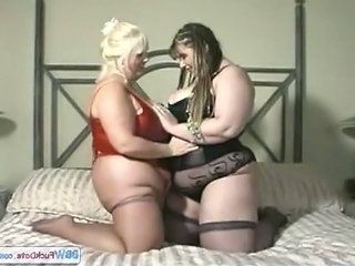 Video from: tube8 | Bbw American Lesbians