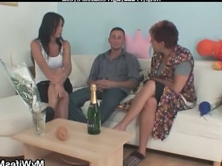 Old Bag Lures Her Son In Law Into Sex While His Wife Away Mature Mature Porn Granny Old Cumshots Cumshot