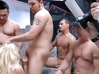 European Fetish Gangbang  European Kinky