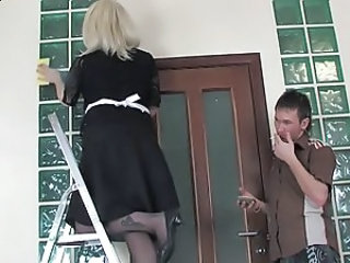 Russian Maid Mature Maid + Mature Old And Young Russian Mature