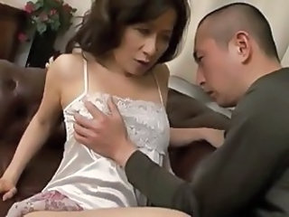 Asian Japanese Lingerie Aunt Japanese Mature