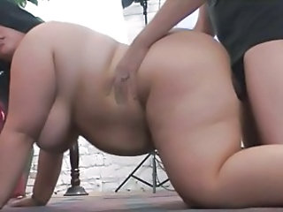 Cute Doggystyle Bbw Brunette Bbw Milf Cute Brunette