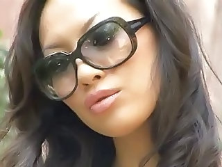Babe Glasses Interracial MILF Milf Babe Babe Ass Milf Ass Asian Amateur Masturbating Webcam Masturbating Toy
