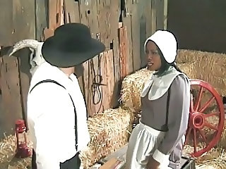 Video posnetki iz: xhamster | Amish farmer annalizes a black maid