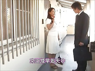 Housewife with no bra (Ryoko Murakami) part 2