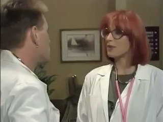 Doctor Redhead Uniform Milf Ass